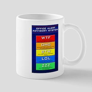 Office Alert Mug