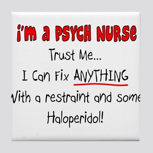 Clinical Nursing Instructor Tile Coaster