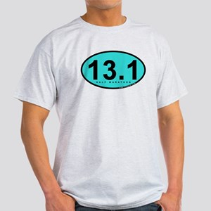 Half Marathon 13.1 Miles Light T-Shirt