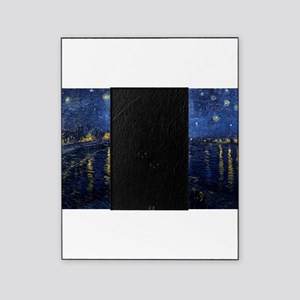 Van Gogh: Starry Night Over the Rhon Picture Frame