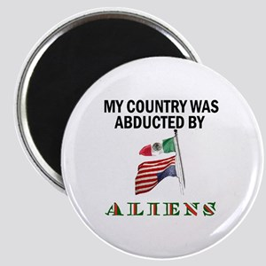 TAKE BACK YOUR COUNTRY Magnet