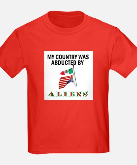 TAKE BACK YOUR COUNTRY T