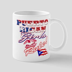 Puerto rican girl Mug
