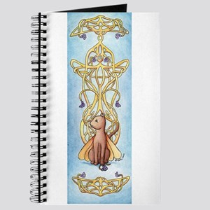 Art Nouveau Fairy Cat Journal