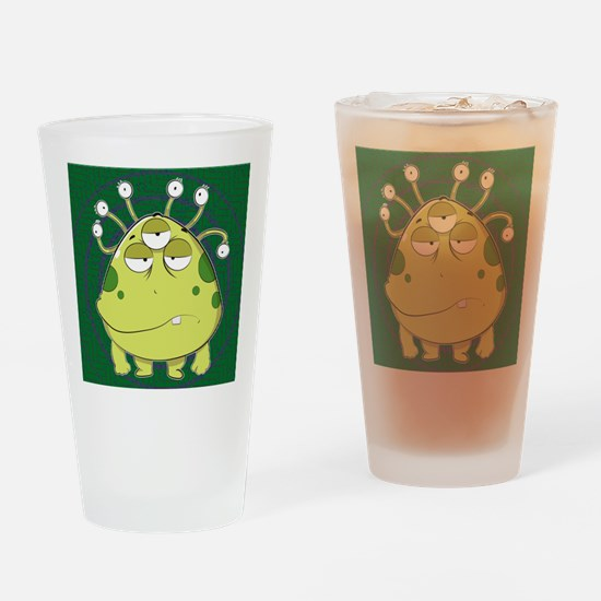 Funny Fantasy and scifi and anime Drinking Glass
