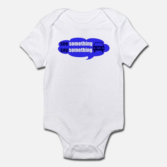 See & Say - Infant Bodysuit