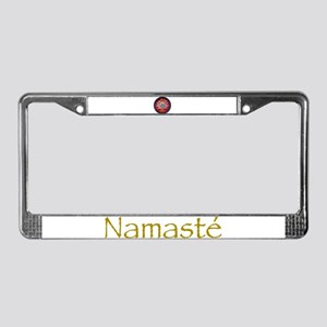A Magical Tree of Life License Plate Frame