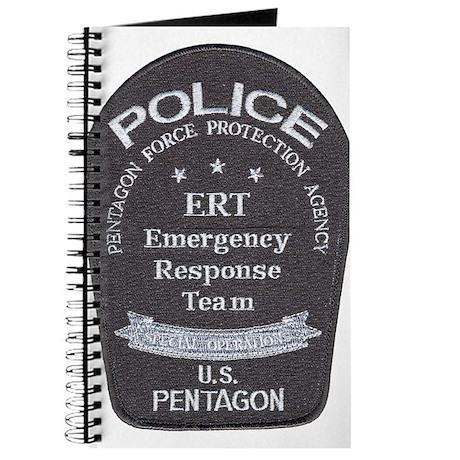 Pentagon Police ERT Journal