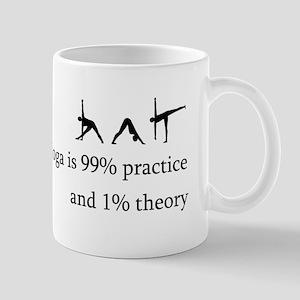 Yoga Practice Mug