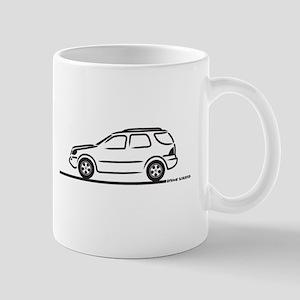 Mercedes ML Mug