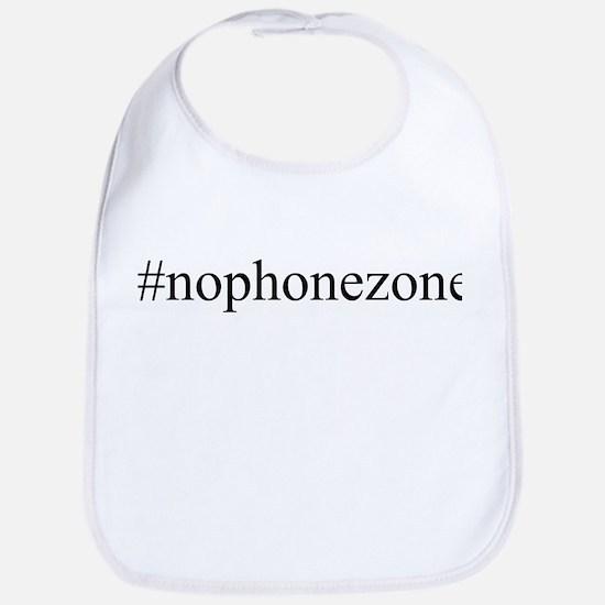 #nophonezone Bib