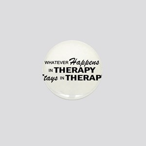 Whatever Happens - Therapy Mini Button