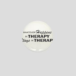 Whatever Happens - Therapy Mini Button