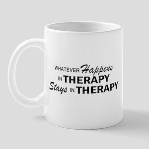 Whatever Happens - Therapy Mug
