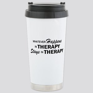 Whatever Happens - Therapy Stainless Steel Travel