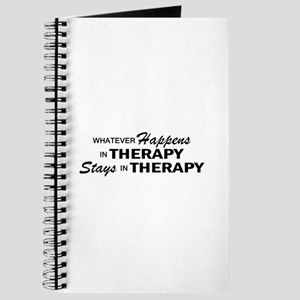 Whatever Happens - Therapy Journal