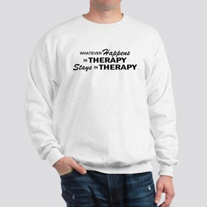 Whatever Happens - Therapy Sweatshirt