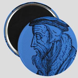 """John Calvin - Reformer (2.25"""" Magnet)"""