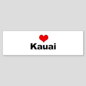 Kauai Sticker (Bumper)