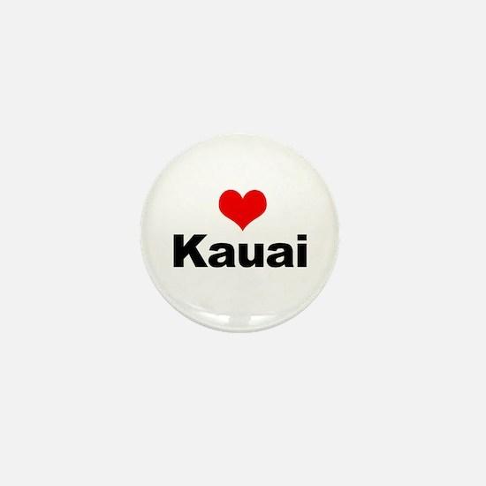 Kauai Mini Button