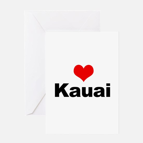 Kauai Greeting Card
