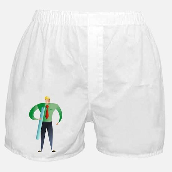 Architect Boxer Shorts
