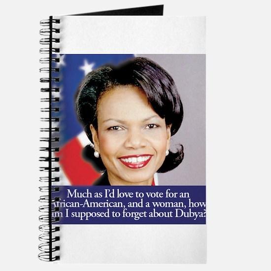 Condoleezza Rice Journal