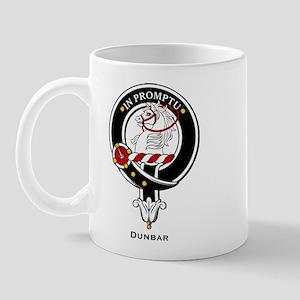 Dunbar Clan Crest / Badge Mug