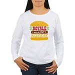 Royale With Cheese Women's Long Sleeve T-Shirt