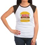 Royale With Cheese Women's Cap Sleeve T-Shirt
