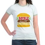 Royale With Cheese Jr. Ringer T-Shirt
