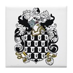Oldfield Coat of Arms Tile Coaster