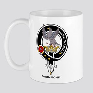 Drummond Clan Crest / Badge Mug