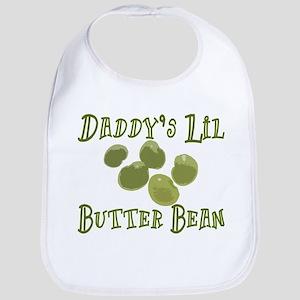 Daddy's Lil Butter Bean Bib