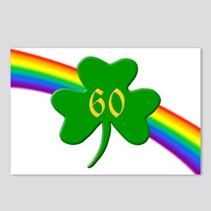 60th Shamrock Postcards (Package of 8)