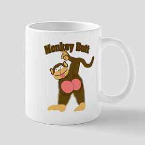 Monkey Butt 2 Mug