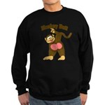 Monkey Butt 2 Sweatshirt (dark)