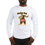 Monkey Butt 2 Long Sleeve T-Shirt