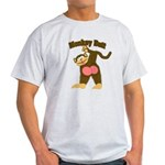 Monkey Butt 2 Light T-Shirt