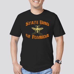 State Bird of Florida Men's Fitted T-Shirt (dark)