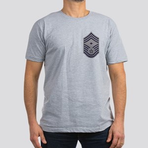 First Sergeant 5th Fitted T-Shirt