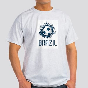 Hip Brazil Football Light T-Shirt