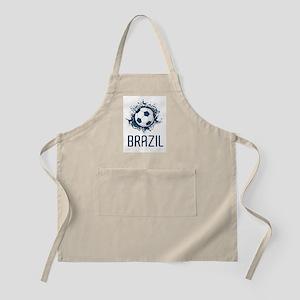 Hip Brazil Football Apron