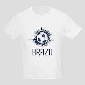 Hip Brazil Football Kids Light T-Shirt