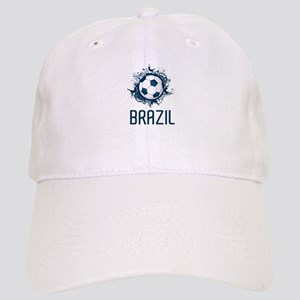 Hip Brazil Football Cap