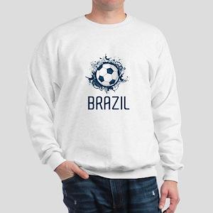 Hip Brazil Football Sweatshirt