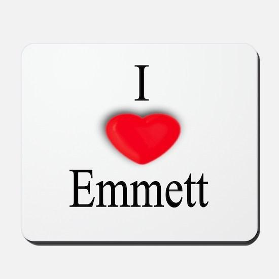 Emmett Mousepad