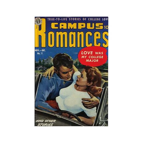 $4.99 Campus Romances Magnet