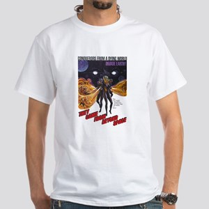 $19.99 They Came from Beyond Space White T