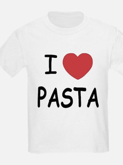 I heart pasta T-Shirt